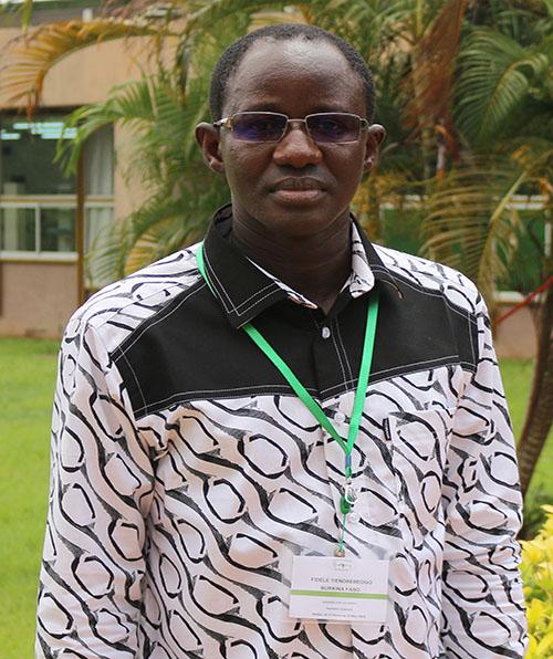 Dr. Fidèle Tiendrebeogo