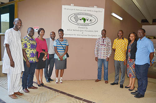 LAYING THE FOUNDATION FOR A SOUTH-SOUTH COLLABORATION: WAVE receives a visit from BecA –ILRI Hub