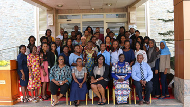 Building capacity for the WAVE Women
